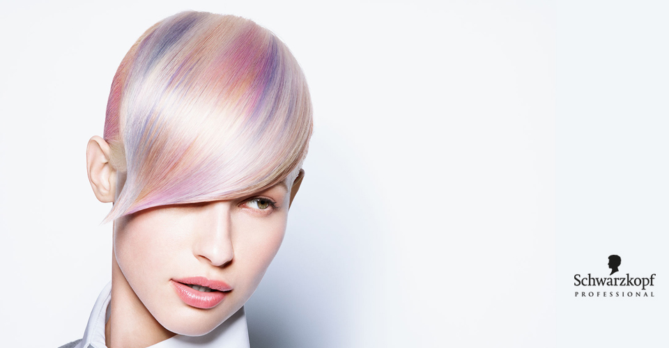 Haartrend Sommer 2015 Pearlescent Girls Coiffeur Style Unico In